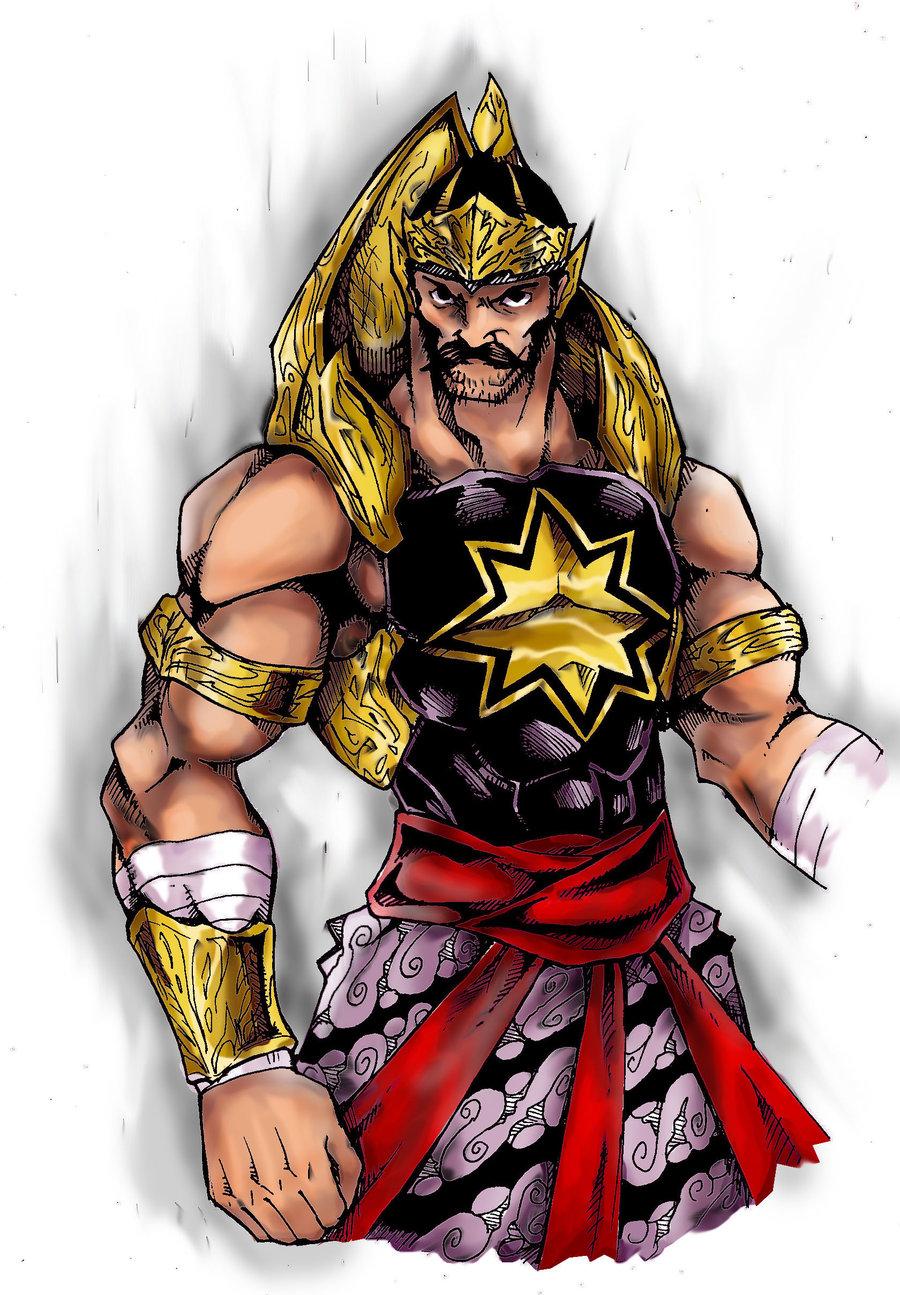 Wayang dan Superhero | NikodemusYudhoSulistyo's World